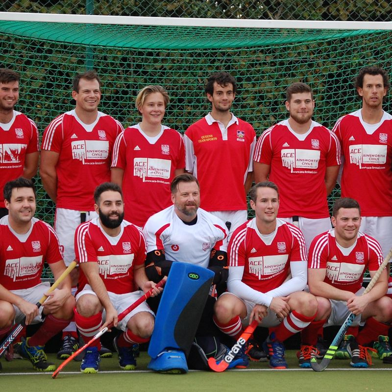 Sutton Valence Hockey Club vs. Gillingham Anchorians 2