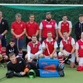 Cobdown 3 2 - 2 Sutton Valence Hockey Club