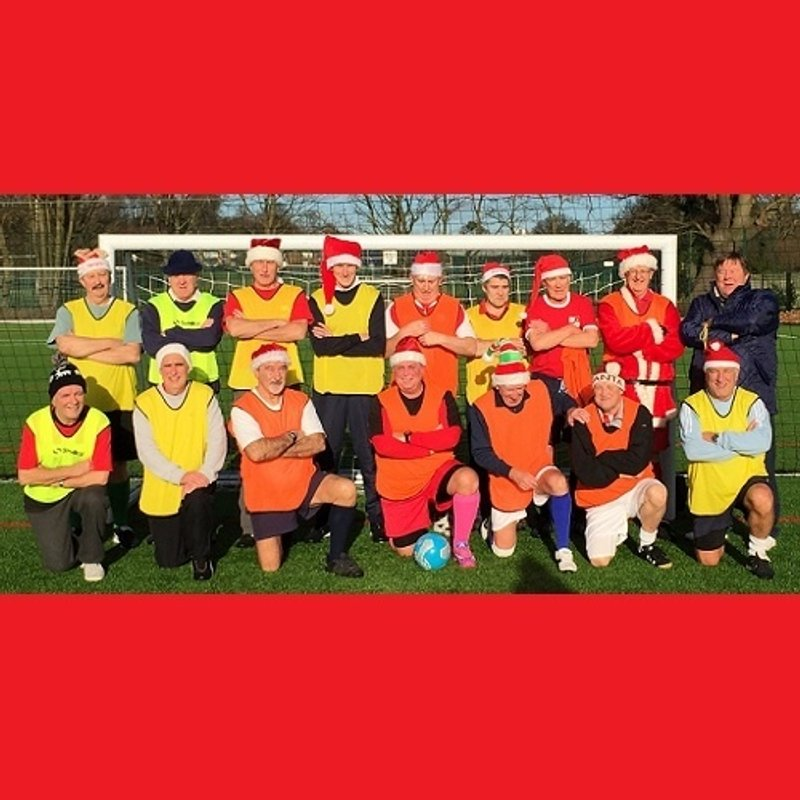 Surrey League 60+ vs. Bracknell Town Walking FC