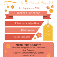 WRFC Is Kicking Off The Season With A Ladies Day