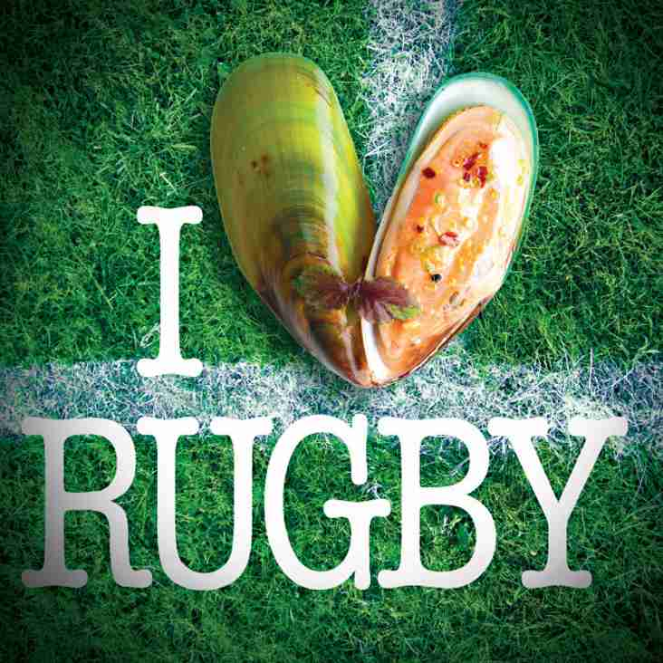 Rugby & Food...Is there a better combo???