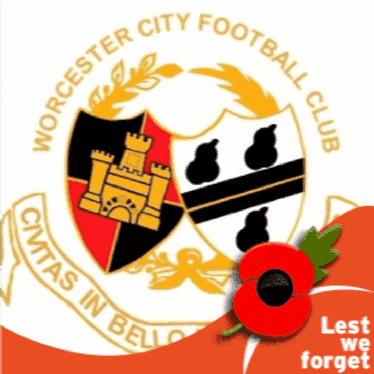 City Supporting Poppy Appeal 2017