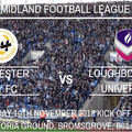 Loughborough University (H) Match Preview