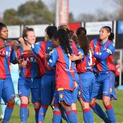 PALACE LADIES FIRST TEAM FAWPL CHAMPIONS !!!!