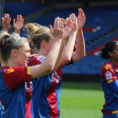 First Team At Selhurst Park