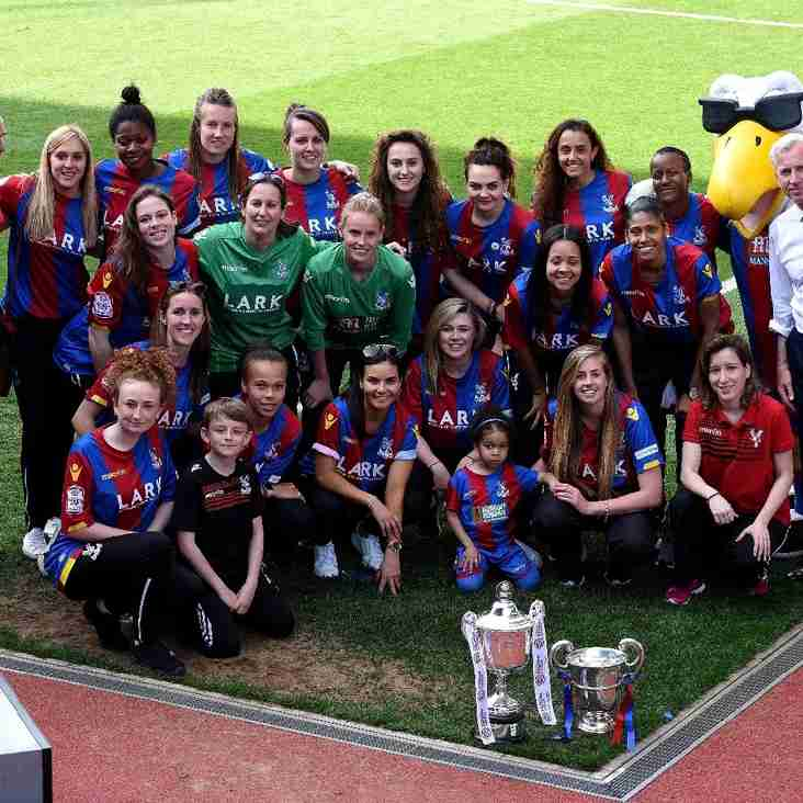 AN ARTICLE FROM THE ARCHIVE - PALACE LADIES - THE INVINCIBLES