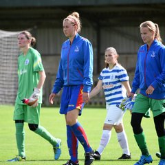 Palace Ladies Away at QPR by Hulfie