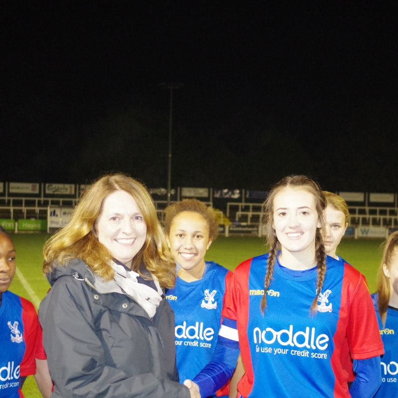 Palace Ladies Academy Teams Up With Noddle