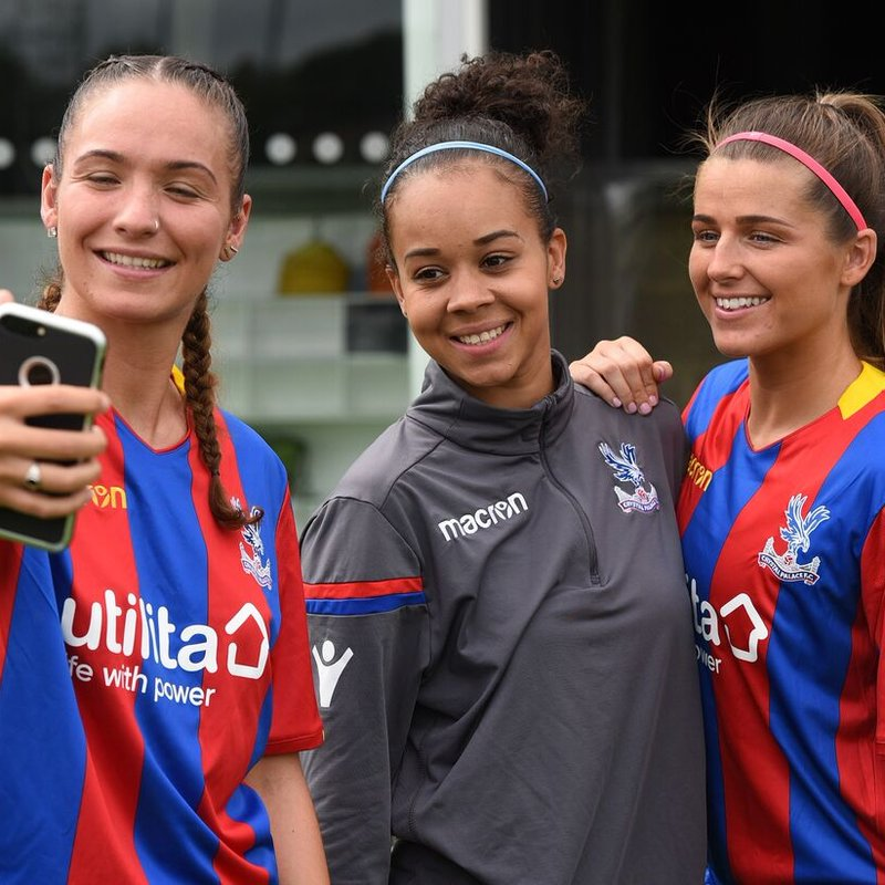 LEAGUE TABLE AND FIXTURES FOR PALACE LADIES