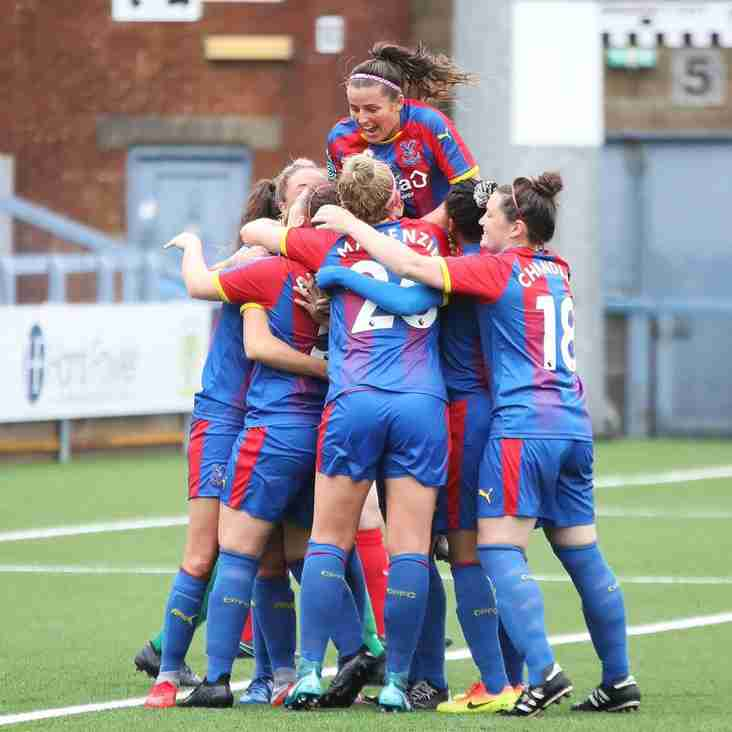 Historic Win For Palace Ladies In Continental Cup
