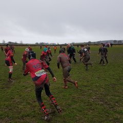 YMCA U13s v Wortley 15.1.17