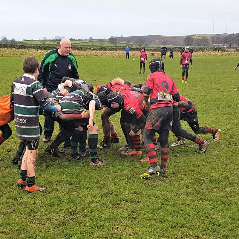 YMCA U13s win their tenth straight game