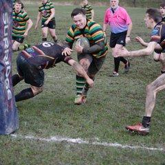 Littleborough 2's vs Tarleton 2's