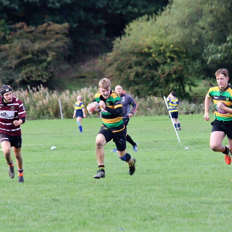 Red Hot Boro Colts Scold Caldy