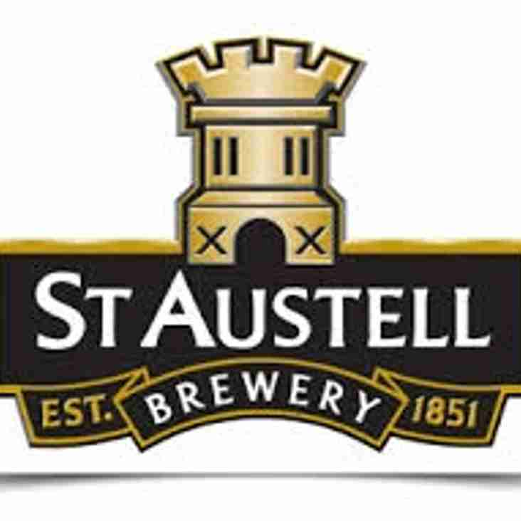 St Austell agree to continue supporting Chard RFC