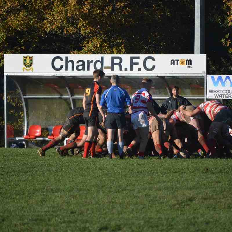 Chard  V Bideford 7th Nov 20015