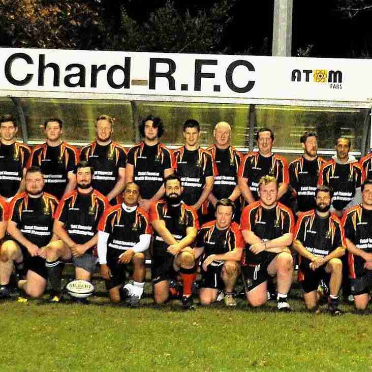 This week at Chard RFC