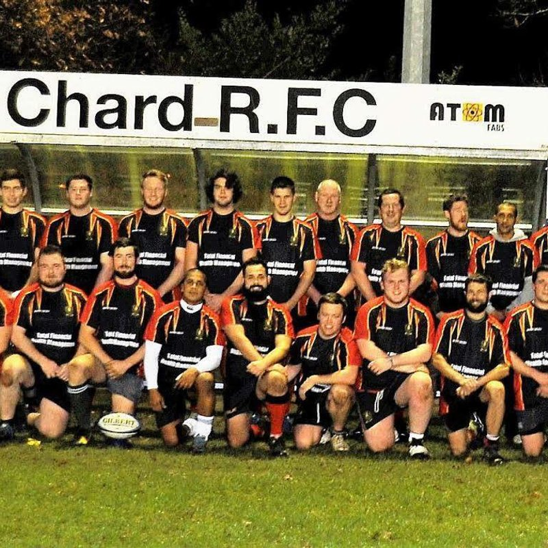 This week at Chard RFC