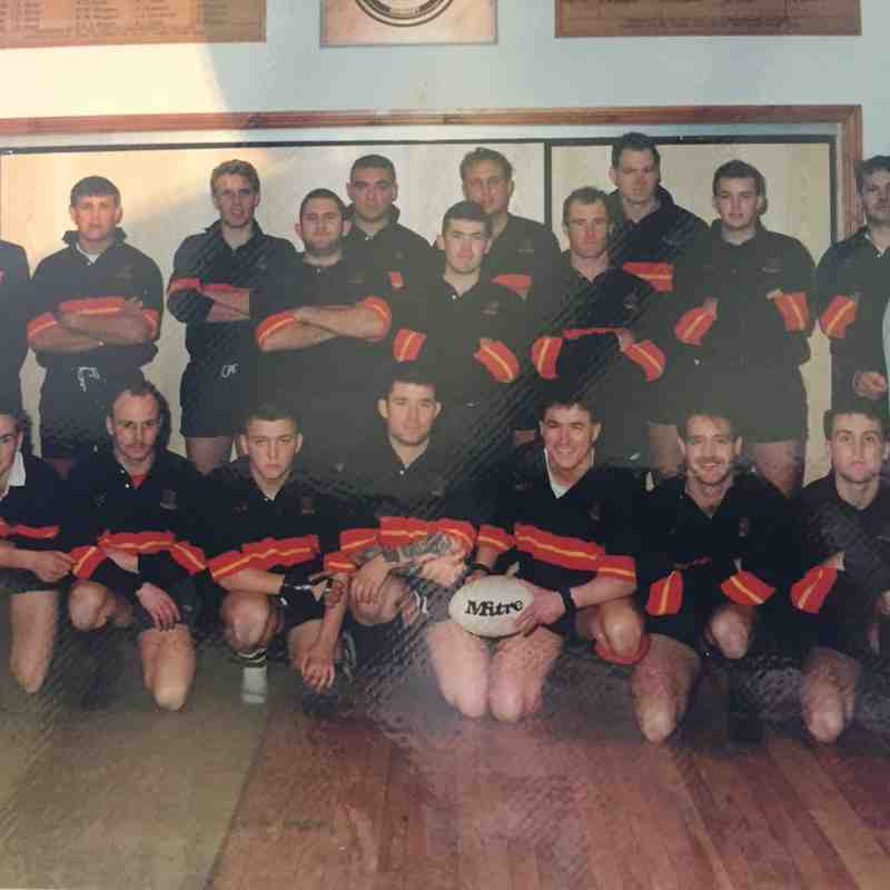 Vintage Chard RFC photos