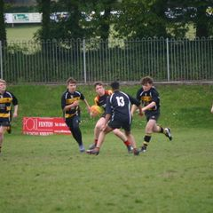 Chard U14s v Combe Down U14s playing 7s #1