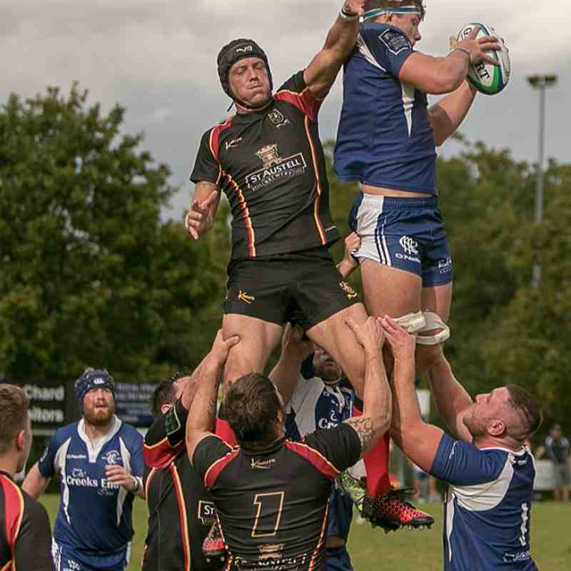 Chard v Kingsbridge 16 sept 17 By James Brown Photography