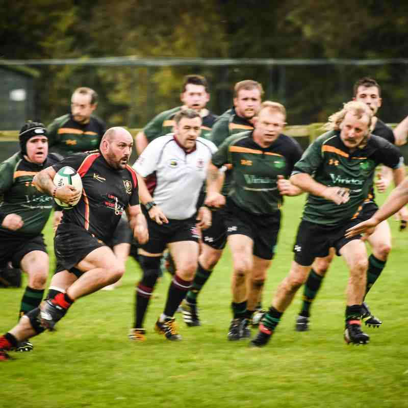 Chard 2nd XV v Martock Nov 17 Photos by Steve Driskel