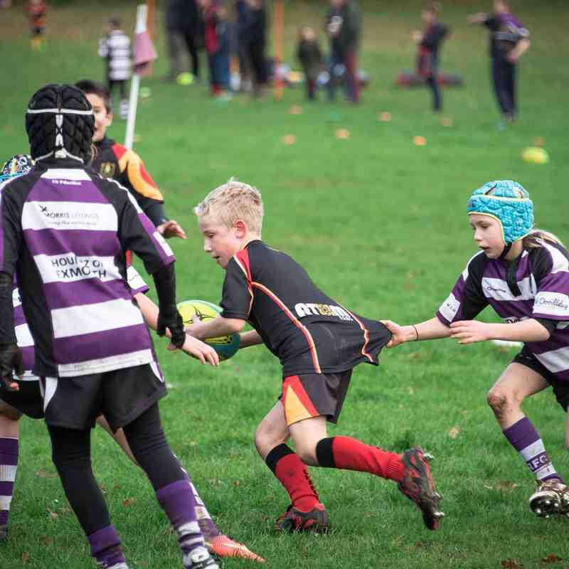 Chard v Exmouth U9s by Steven Driskel