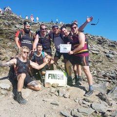 Chard RFC 3 Peaks June 2018