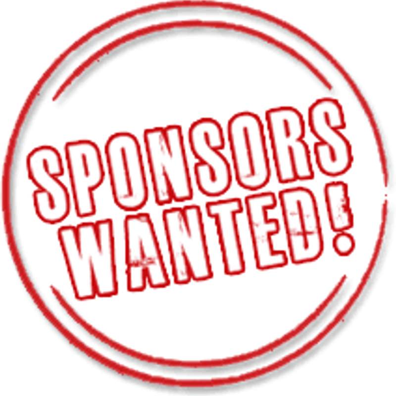 Sponsor opportunity available for the coming season