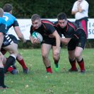 CHARD RUGBY REPORT for  29th September 2018 by Glyn Hughes