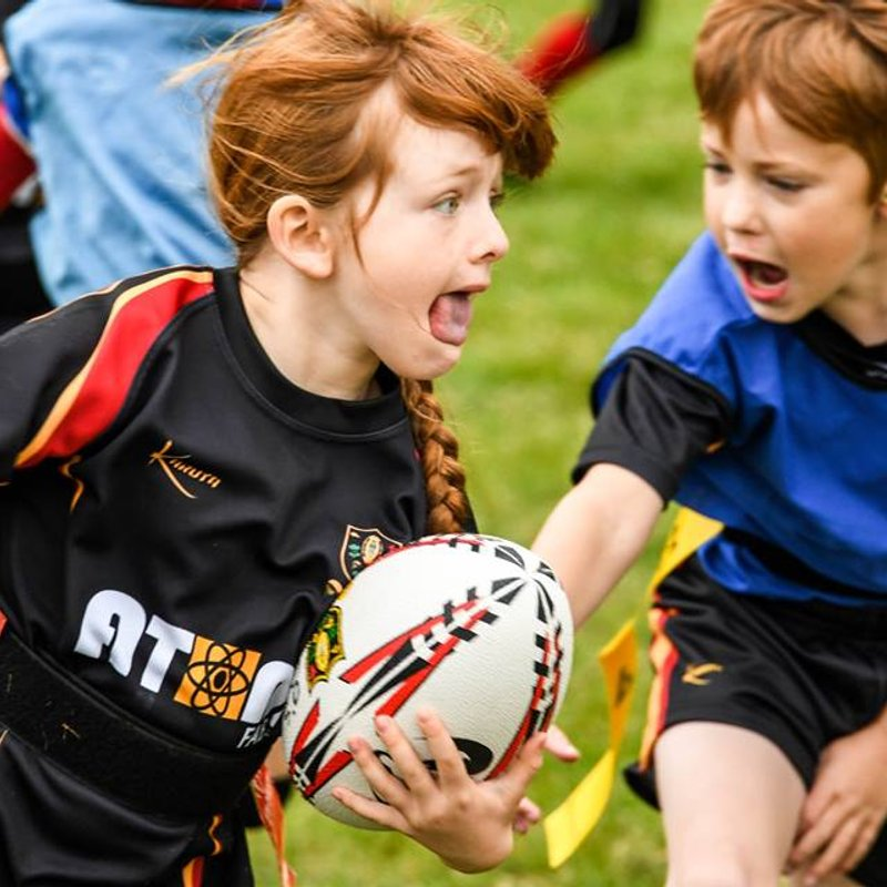 Chard Rugby Minis & Juniors