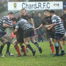 Chard rugby report for Saturday 24th November 2018 from Glyn Hughes