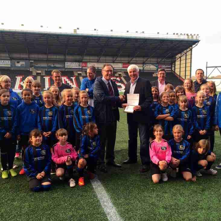 FA Charter Standard Communuity Award