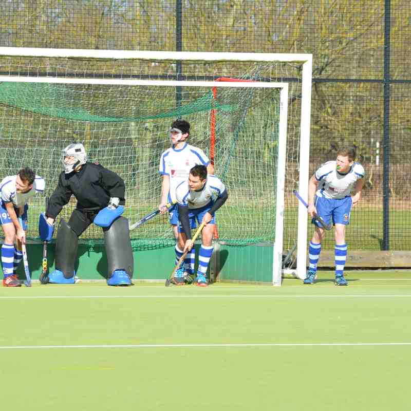 UWMHC 2nd XI vs. Coventry University 1st XI (04.03.15.)