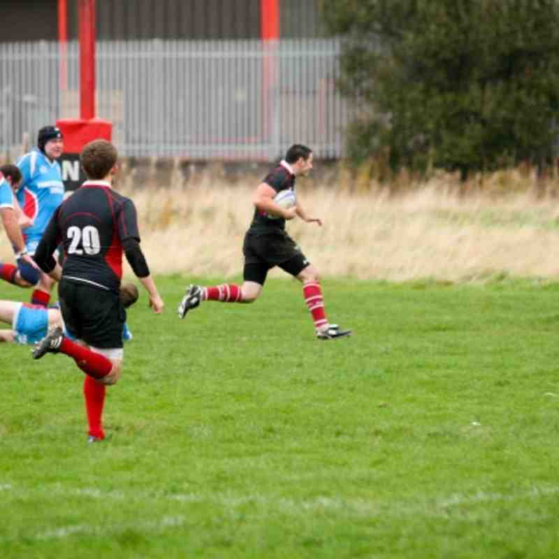 Clydebank 1st XV v Wigtownshire 15 10 11
