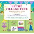 Hythe Village fete this Bank Holiday Monday