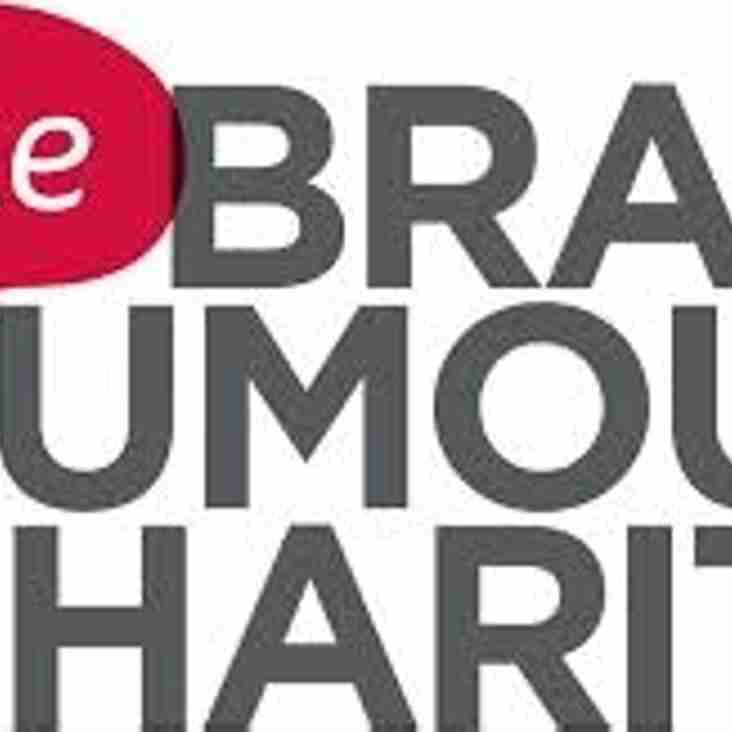 U14's Brain Tumour Charity Challenge