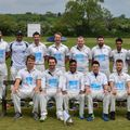 Old Elizabethans CC, Herts - 1st XI vs. Allenburys and County Hall CC  - 1st XI