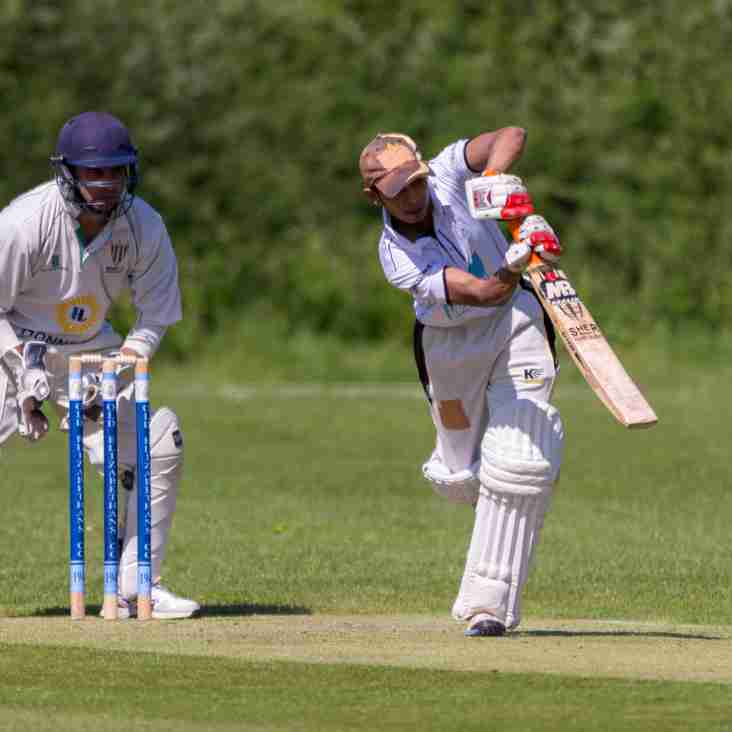 Four in a row for 1s as they head to the top