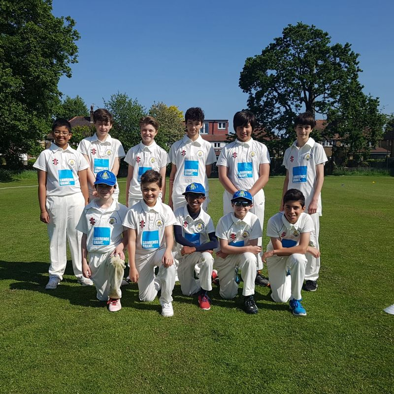 Old Elizabethans CC (Barnet) vs. London Maccabi