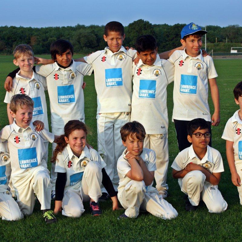 London Maccabi Vale CC - Under 11 93/6 - 97/9 Old Elizabethans CC, Herts - Under 11 B