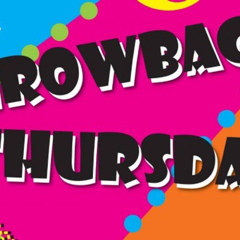 Throwback Thursday #3