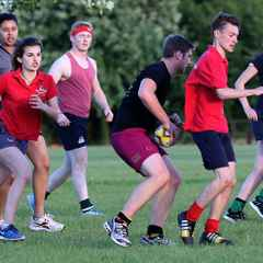 Friday Night Touch Returns