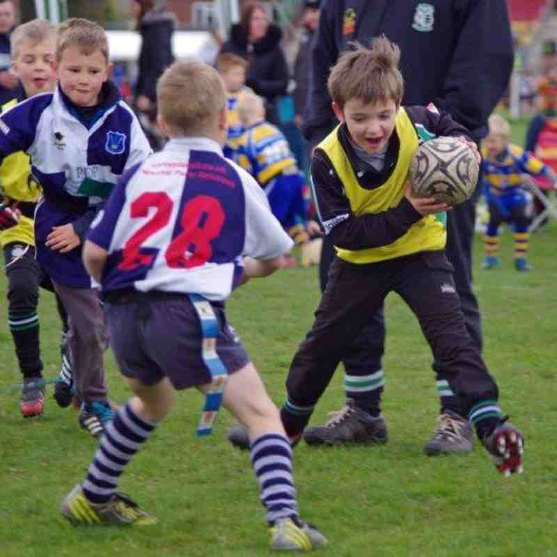 U7's Selby Festival 19th April 2015