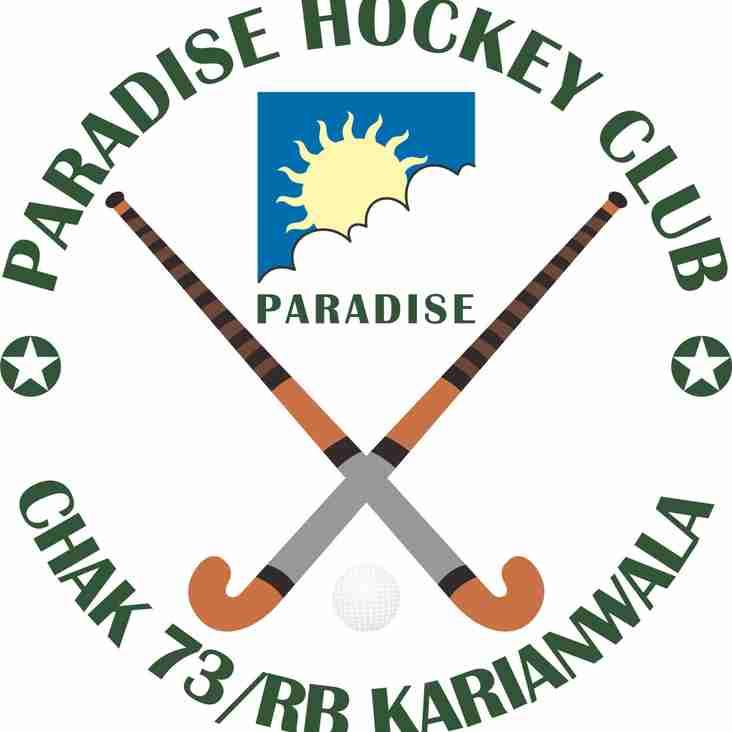 Paradise Hockey Kit Donations