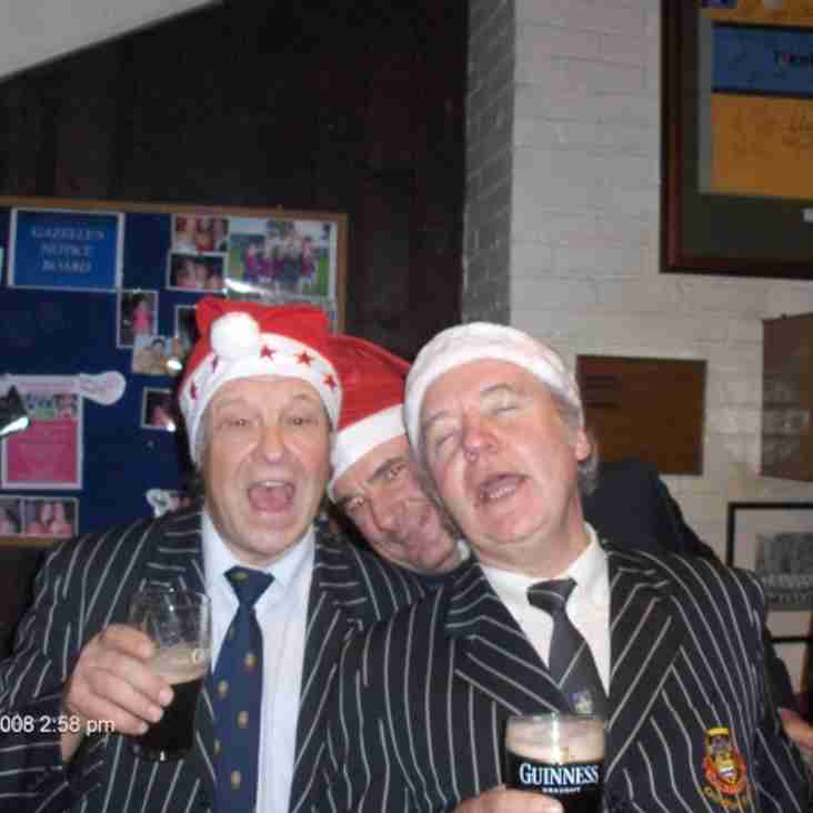 Guildford RFC - Pre-Match Lunch - Christmas Special - Saturday 9th December 2017