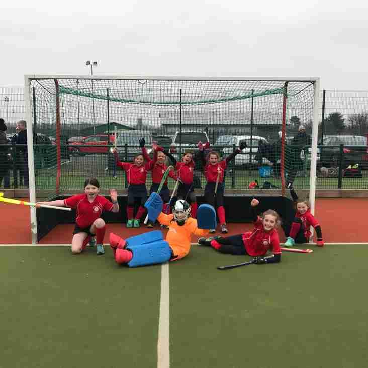 Under 10s Girls Tournament