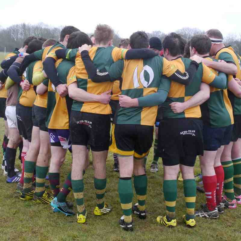 Barns Green vs Brighton 3 - 20th February 2016