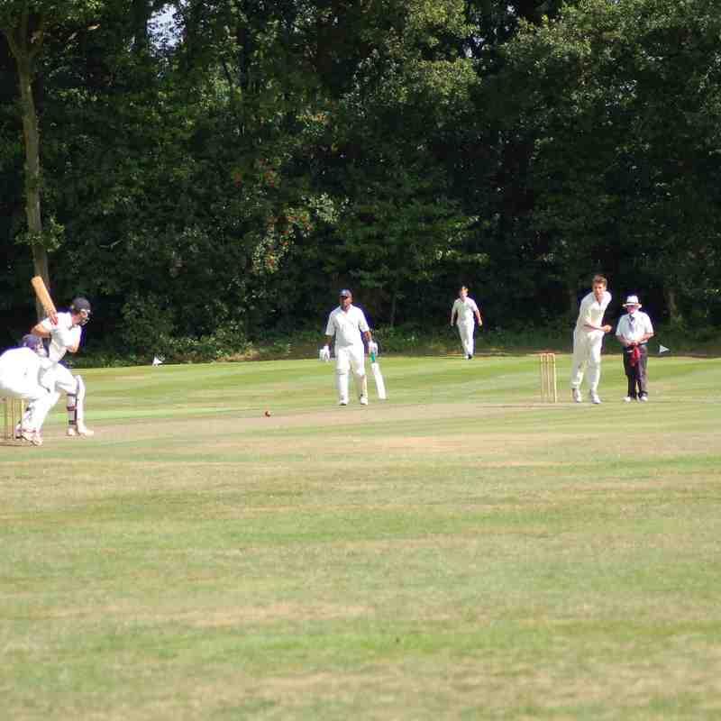 1st XI vs Ballinger 8 August 2015