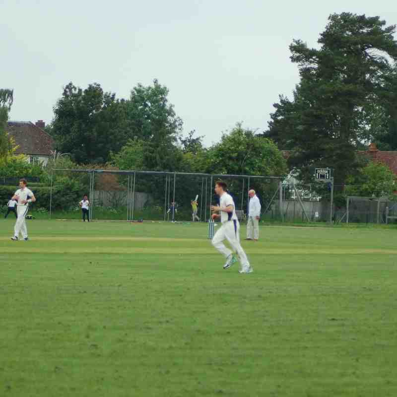 1st XI vs Haddenham - 4 June 2016